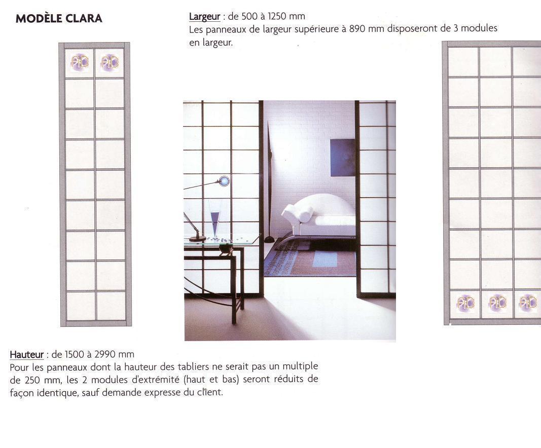 porte coulissante japonaise en petits carreaux rokugatsu. Black Bedroom Furniture Sets. Home Design Ideas